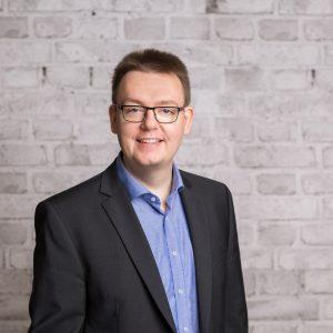 Denis Waldästl, Vorsitzender der SPD Sankt Augustin